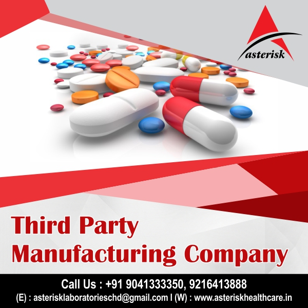 Third Party Manufacturing Company in Gujarat