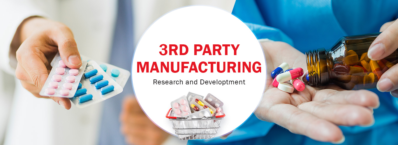 Third Party Manufacturing for General Range